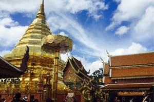 福州去泰国|清迈清莱+曼谷三飞6日游|清迈夜市清莱白庙W