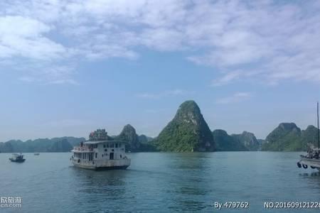 北海到越南下龙、河内0自费四日游(天堂岛、月亮湖、迷宫仙境)