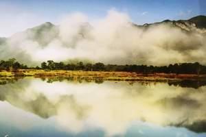 探秘湖北神农架红叶季、醉美深秋大九湖4 天双飞游