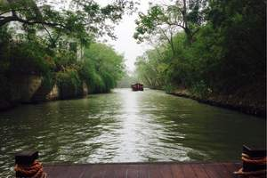杭州到西溪湿地+宋城千古情一日游 宋城演出门票攻略