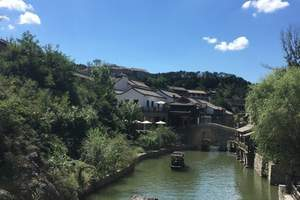 密云古北水镇、云岫谷汽车两日游