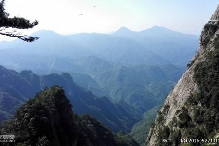 岳西旅游 合肥到岳西明堂山彩虹瀑布二日游