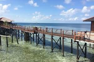 郑州到马来西亚沙巴岛【全新超值沙巴岛6天4晚】赠送双岛出海游