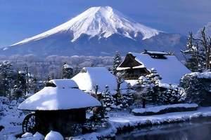 南宁去日本旅游线路推荐_日本富士山、时尚东京半自助六日游