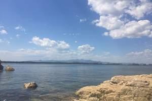 南北戴河 金沙湾沙雕大世界 帆船出海新体验豪华二日游