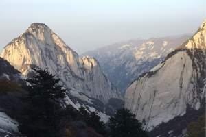 惠州到西安兵马俑、华山、壶口瀑布、延安双飞六日游