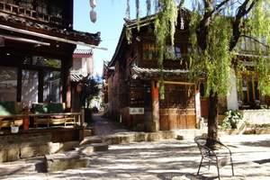 品质走心玩法+石林+大理+丽江6天5晚敞篷吉普+洱海旅拍游
