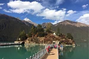 拉萨+林芝+鲁朗林海+雅鲁藏布大峡谷+泽当+羊湖4日心在路上