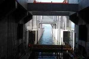 宜昌到三峡大坝岸上参观+乘坐升船机过坝体验一日游