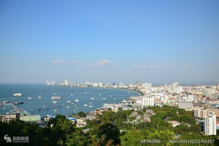 【泰国曼谷芭堤雅女娲岛6日游】国五+别墅酒店,水上市场动物园