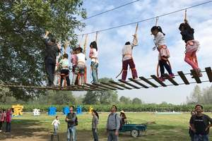 烟雨桐洲岛户马庄园亲子植树节活动一日活动