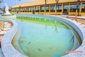 洛神岛温泉门票预订 洛神岛温泉+儿童水上乐园门票