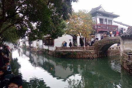 【江南盛宴】华东五市:上海、苏州、无锡、杭州、南京 6 日游