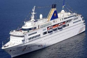 三亚至菲律宾邮轮旅游,渤海邮轮中华泰山号三亚到菲律宾六天五游
