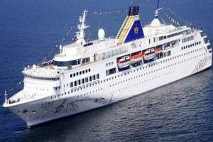 海口到越南下龙湾3天2晚邮轮之旅,钻石邮轮辉煌号越南三日游