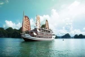 南宁去越南旅游报价_德天跨国瀑布+北海银滩+越南下龙湾六日游