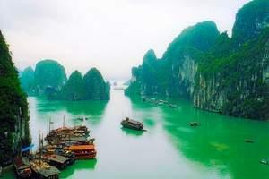 南宁到越南旅游团购_德天瀑布、越南下龙湾、天堂岛、河内5日游
