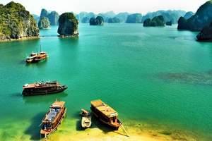 越南下龙湾+天堂岛+河内四日游<龙虾餐+双岛游+全程0自费>