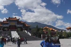 青岛到云南昆明、大理、丽江+虎跳峡3飞6日奢华之旅