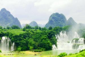 到广西旅游报价_北海银滩、德天瀑布、通灵大峡谷休闲3日游