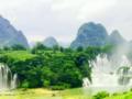 <广西+越南经典十日游>德天、通灵、巴马+桂林+越南10日游