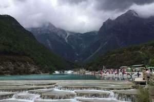 九江出发到云南香格里拉+西双版纳+丽江+玉龙雪山五飞八日游