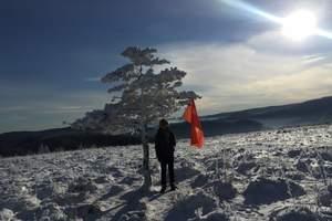 哈尔滨-东升穿越-户外穿越雪乡5日游 4人定制小包团 品质游