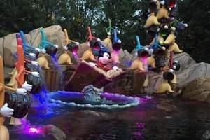 十一石家庄到迪士尼旅游团|苏沪杭、乌镇、宋城乐园双飞五日游