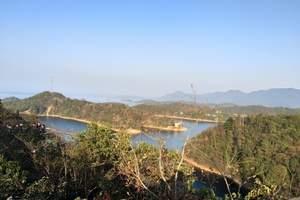 庐山西海(柘林湖)一日游