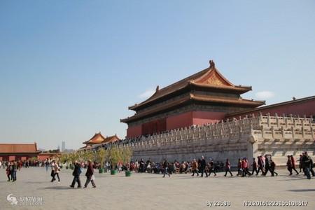 【五星北京 】 故宫 、八达岭、颐和园、 双飞4日