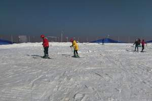 百里荒大门票+滑雪场滑雪基本消费
