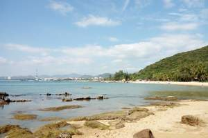 春节大连去海南旅游线路_春节长假去海南过年双飞6日度假之旅