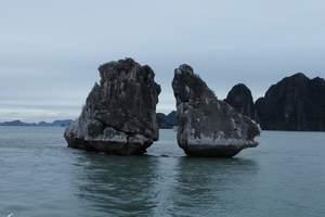 下龙湾天堂岛+巡洲岛浪漫双岛游/<越南下龙湾3日游>天天发团