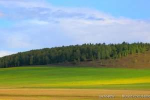 呼伦贝尔12日草原策马奔腾 品尝俄罗斯美食  满洲里