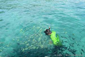 沧州到泰国普吉岛旅游_大小PP岛、帝王岛、情人沙滩双飞七日游