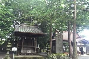 A日本本州双古都5晚6日(全程4-5星+1晚特色温泉)
