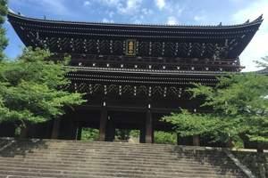 【质正纯品】日本九州一地双温泉4日游 日本签证资料 日本报价