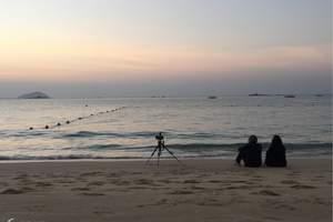 深圳南澳西冲住帐篷露营、沙滩烧烤、快艇冲浪纯玩二日游