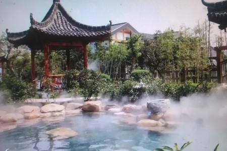 春节青岛周边休闲度假好去处_青岛去临沂五星智圣温泉纯泡二日游