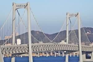 大连市内滨海路一日游‖含帆船喂海鸥、莲花山观景台、跨海大桥
