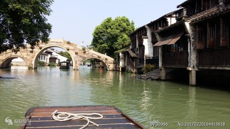 杭州出发枕水乌镇东西栅、浪漫二日游
