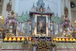 惠州到泰国曼谷芭提雅豪华美食六天团