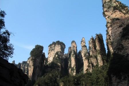 深度全景 张家界5日游 森林公园+大峡谷玻璃桥+天门山+凤凰