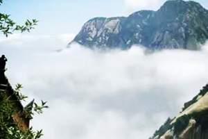 青岛到陕西西安跟团游,秦始皇兵马俑、华山、西安跟团双飞4日游