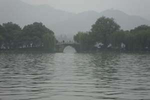 杭州团建 西湖定向挑战团建一天方案
