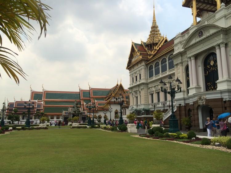 青岛到泰国曼谷、芭堤雅、沙美岛全程无自费双飞6日游