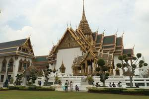 济南去泰国旅游济南直飞清迈包机漫游泰北-清迈清莱双飞6日游