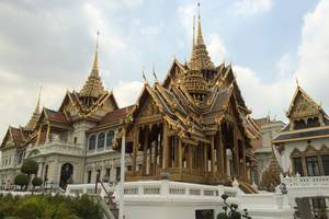 青岛去泰国旅游团 泰国曼谷 芭提雅 普吉岛休闲海岛8日游tj