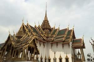 纯享泰国(曼谷芭提雅沙美岛6天 纯玩无购物)