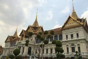 武汉出发到泰国曼谷芭提雅双飞六日游 舌尖上的泰国